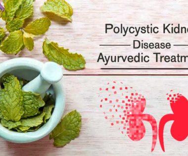 Ayurveda polycystic kidney disease treatment