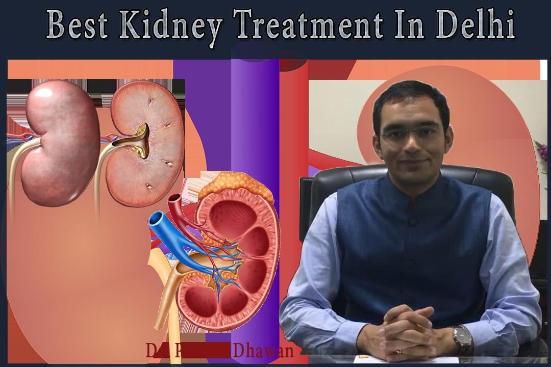 Best Kidney Treatment In Delhi