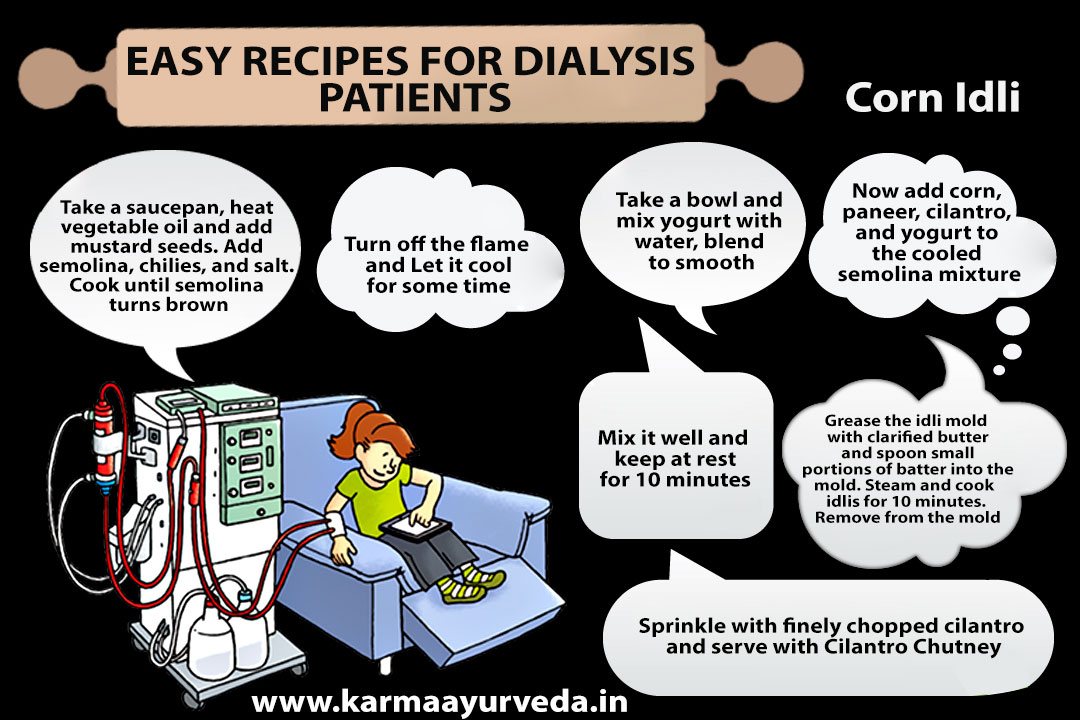 Easy Recipes for Dialysis Patients