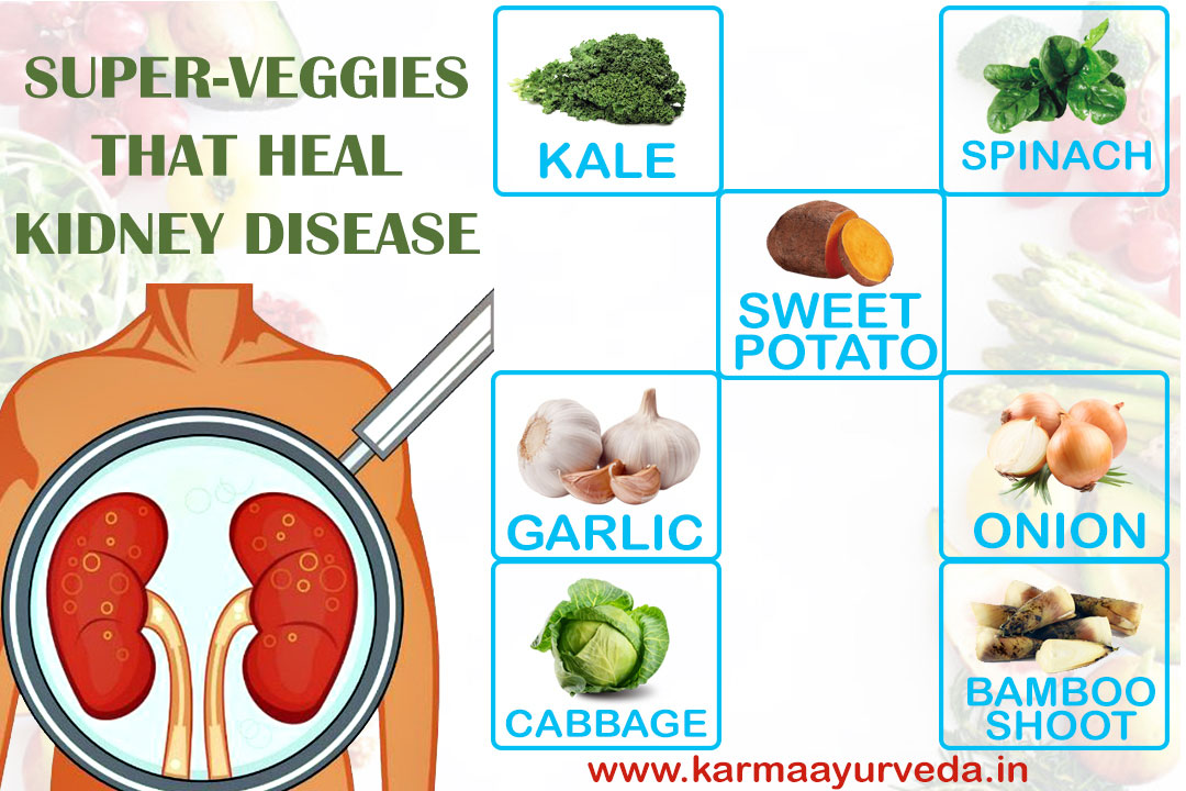 Best Vegetables For Kidney Disease