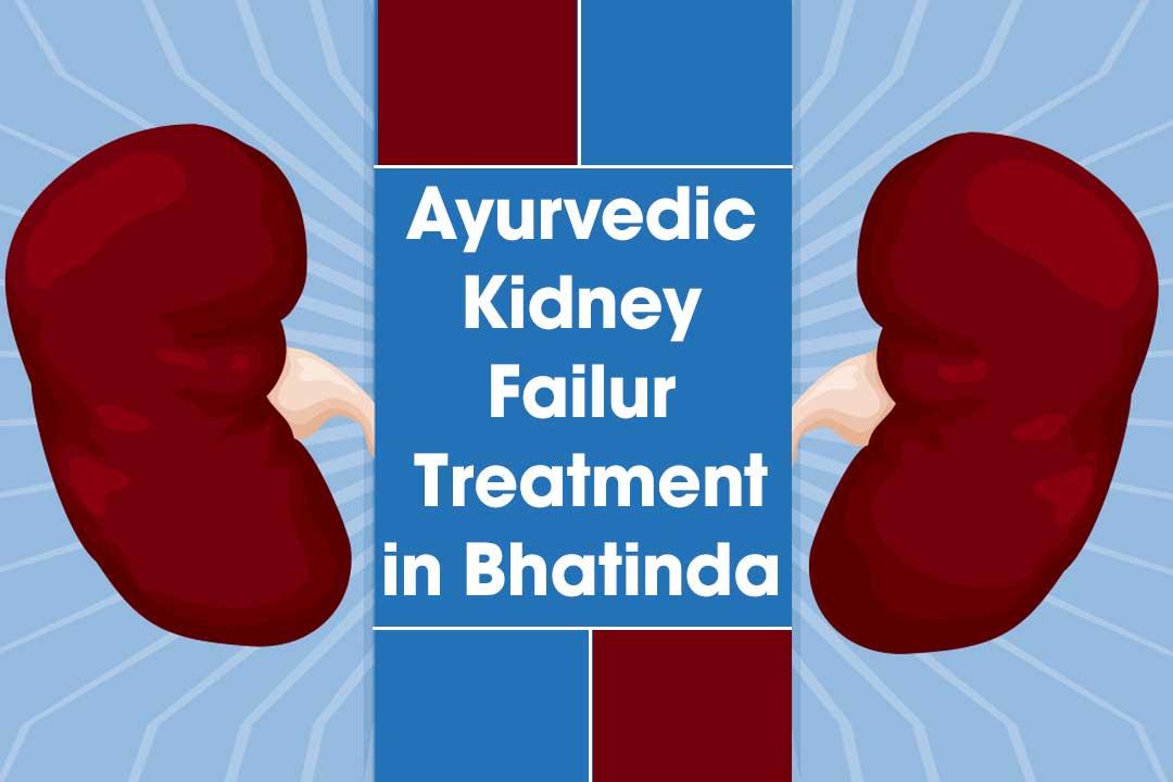 ayurvedic Kidney Failure Treatment in Bhatinda
